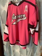 Jaguar Hockey Club Pink Jersey Size Large Mens