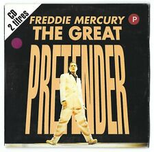 Freddie Mercury: The great pretender   CD Cardsleeve
