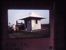 Original Slide RR train NY Rochester Algerine R&E Station depot terminal control