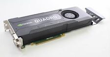Dell NVIDIA Quadro K5000 4GB GDDR5 PCIE x16 256-Bit Graphics Video Card