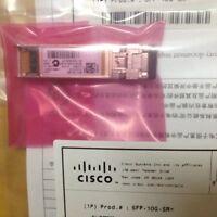 GENUINE NEW Cisco SFP-10G-SR   10-2415-03 Factory Sealed