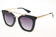 PRADA Women Sunglasses SPR09QS Cinema in Black 100% UV