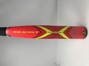 Used, 2019! Easton YBB19GXE10 32/22 GHOST X EVOLUTION USA Baseball Bat 2 5/8""