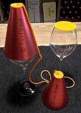 Champagne Veuve Clicquot : Whisper Your Love Rosé Accesorie + 2 Tasting Glasses