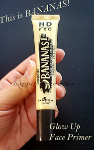Italia Deluxe This is BANANAS! Glow Up Face Primer, Vitamin E, Smooth, Brighten