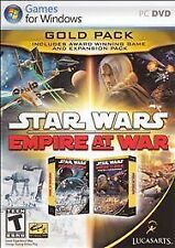 Star Wars: Empire at War -- Gold Pack (PC, 2007) STEAM