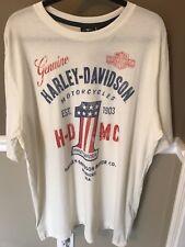Harley Davidson Men's T-Shirt Short Sleeve 96165-16VM 2XL