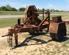 Pengo Single Reel Arbor has braking device Carrier, Winder, Grounded ES03-19-03