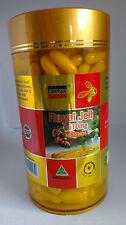 New Costar Royal Jelly 1610mg 6% 10-HDA 365 Capsules Australian Made