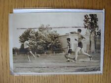 """10/12/1951 Argentina Calcio Giovanile: 7""""x 5"""" ORIGINALE Argentino Press FOTOGRAFARE"""
