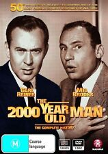 The 2000 Year Old Man - The Complete History : Carl Reiner And Mel Brooks (DVD