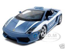 LAMBORGHINI GALLARDO LP 560-4 POLICE 1:24 DIECAST MODEL CAR BY MAISTO 31299