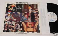 FINGERPRINTZ:LP-DISTINGUISHING MARKS-ORIG + INNER EX+