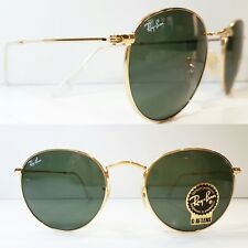 Ray-ban Rb3447 Round metal Gold (001) (53mm)