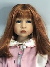 Original Germany Gotz 27� Vinyl Doll Kiki by Joke Grobben Le 212/500