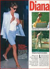 ▬► CLIPPING Johnny Hallyday et Adeline 2 pages 1998