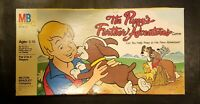 The Puppy's Further Adventures Board Game Vintage Rare 1984 Milton Bradley MB