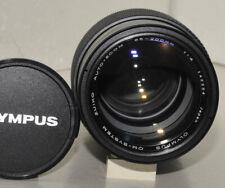 Olympus Zuiko Auto Zoom 65-200mm f4 lens, unused condition, w/ case IM