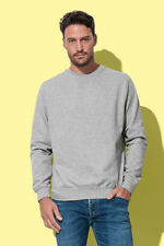 Stedman ST4000 Sweatshirt 2XL Grey New