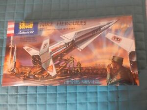 Revell Authentic Kit of the Nike Hercules