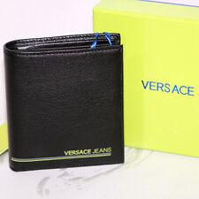 Portafoglio uomo Versace Jeans E3YLBPB6 nero porta moneta men banconote