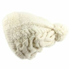 Chapeaux blancs en polyester pour femme