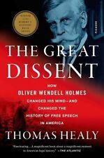 Il GRANDE dissenso: come Oliver Wendell Holmes cambiato idea... e cambiato.