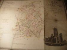 Antique European Maps & Atlases England 1800-1899 Date Range