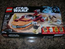 SEALED LEGO Star Wars LUKE'S LANDSPEEDER 75173 Ben Kenobi Tusken Raider C--3PO