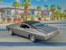 4th Gen 1965–1970 Chevrolet Impala V-8 Ss Super Sport 1/64 Scale Limited Edit Ii