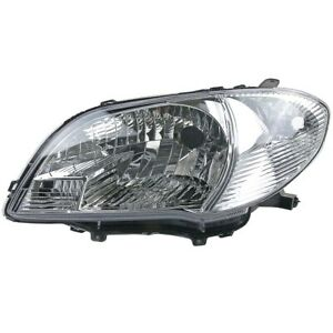 Front Left LHS Headlight Lamp For Vios NCP41 NCP42 Facelift 2006-2007