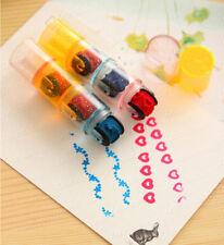 Self-ink Stackable Rolling Wheel Stamps -3 Spot / Border Patterns bullet journal