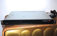 Server case IPC-C1E-BAS25-RH-N 1U chassis with 250W PSU 80 1U Rackmount New Neuf