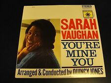 Sarah Vaughan - You're Mine You - 180g Classic Records LP