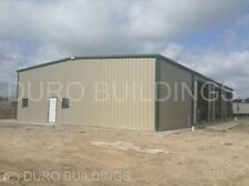Durobeam Steel 60x200x18 Metal Clear Span Red Iron Building Made To Order Direct