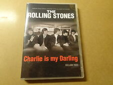 MUSIC DVD / THE ROLLING STONES - CHARLIE IS MY DARLING - IRELAND 1965