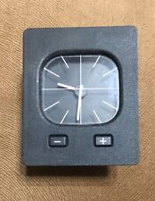 BMW E30 OEM EURO ANALOG DASHBOARD CLOCK 13769036213 Borg