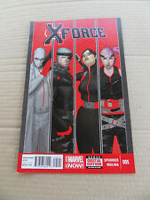 X-Force 5 . Marvel 2014 . VF