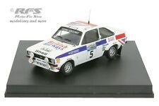 Ford Escort RS MK II - RAC Rallye 1977 - Björn Waldegard - 1:43 Trofeu 1011