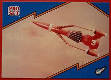 Thunderbirds PRO SET - Card #031 - Thunderbird 3 Base - Pro Set