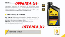 Olio Transmission Aktual SAE 80w-90 API GL 3 (OFFERTA X4) qualità pretonas