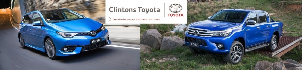 Clintons Toyota