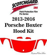 3M Scotchgard Paint Protection Film Pro 2013 2014 2015 2016 Porsche Boxster