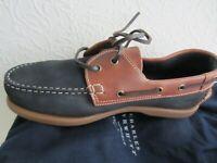 Docksides Shoes / Chaussures bateau