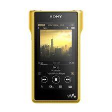Sony Walkman Gold (256 GB) Digital Media Player