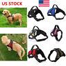 US Leash Pet Dog Puppy Cat Soft Breathe Adjustable Harness Vest With Chest Strap