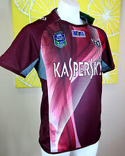 MANLY SEA EAGLES  AUKLAND NINES JERSEY  Mens Size M
