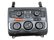 Bedienteil Heizung Klimabedienteil Radio Bedienung für Citroen C4 N 10-15