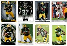 Eddie Lacy Green Bay Packers 8-Card RC Lot Non-Auto