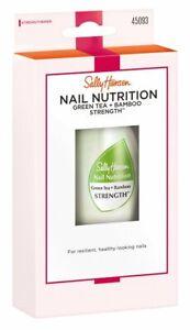 Sally Hansen Nail Nutrition Green Tea & Bamboo Strength For Healthy Nails 45093